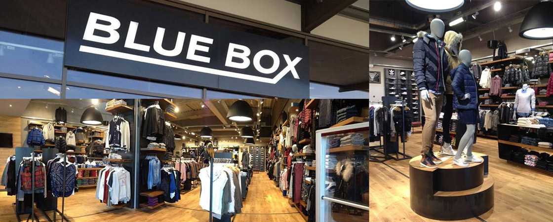 Blue Box Cherbourg