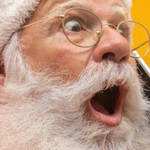 Le Père-Noël arrive !!