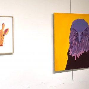 Une exposition haute en couleur !